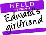Twilight - Edward's Girlfriend (purple)