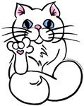 Longhair ASL Kitty
