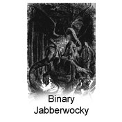 The Binary Jabberwocky
