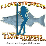 I love Strippers, uh, I mean Stripers