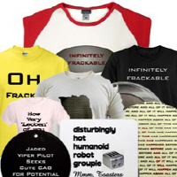 'Frackable' Gear (Toasters and Humans Alike)