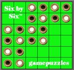 SIX BY SIX GAME PUZZLES