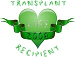 Transplant Recipient 2008