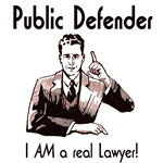 I Am A Real Lawyer Stickers, Posters, and Signs