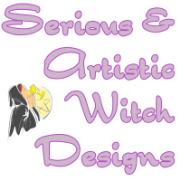 Serious & Artistic Witches