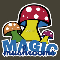 Original Mushrooms t-shirts