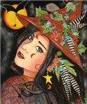 Woodland Witch