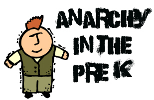 Cool Anarchy in the Pre K Punk T-Shirts Gifts