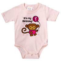 Birthday Monkey Shirt Designs for Your Party