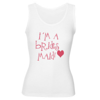 I'm a Bridesmaid Wedding Hip Grafitti T Shirts