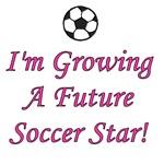 Future Soccer Star - Pink