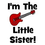 I'm The Little Sister (guitar)