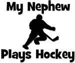 My Nephew Plays Hockey