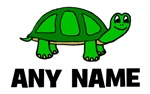 Any Name TURTLE gift
