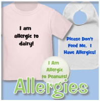 Kids With Allergies Designs