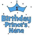 1st Birthday Prince's Nana!