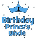 1st Birthday Prince's Uncle!