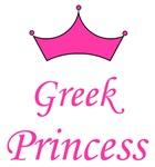 Greek Princess with Crown