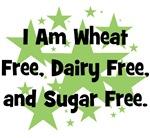 Dairy, Wheat, & Sugar Free