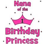 Nana of the 1st Birthday Princess!