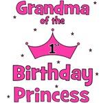 Grandma of the 1st Birthday Princess!