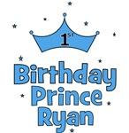 1st Birthday Prince Ryan!