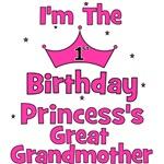 1st Birthday Princess's Great Grandmother