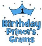 1st Birthday Prince's Grams!