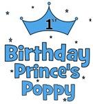 1st Birthday Prince's Poppy!