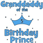 Granddaddy of the 5th Birthday Prince!