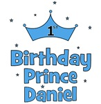 1st Birthday Prince Daniel!