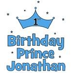 1st Birthday Prince JONATHAN!