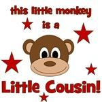Little Monkey Is Little Cousin!