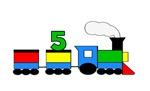 5th Birthday Train
