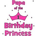 Papa of the 1st Birthday Princess!