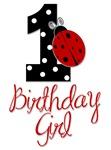 Birthday Girl - LADYBUG 1