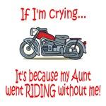BikerBaby Cry - Aunt
