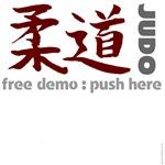 Judo shirt: Free Demo - Push Here