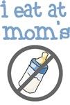 i eat at mom's blue