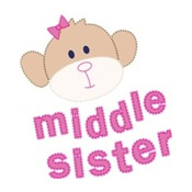 middle sister monkey