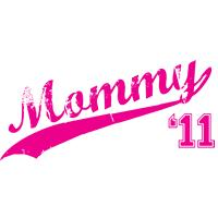 mommy '11 swoosh pink