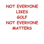 a funny golfing joke on gifts and t-shirts.
