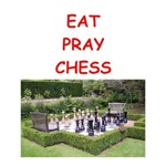 a funny chess joke on gits and t-shirts.