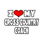 Shirts & Apparel for Cross Country Parents/Coaches