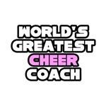 World's Greatest Cheer Coach