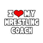 I Love My Wrestling Coach