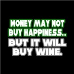 Money, Happiness, Wine