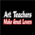 Art Teachers Make Great Lovers