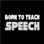 Born to Teach Speech