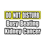 Busy Beating Kidney Cancer